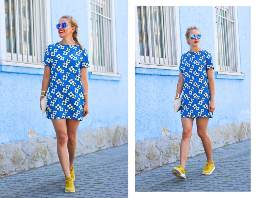 stylemon fashion blog dress sneakers outfit 3