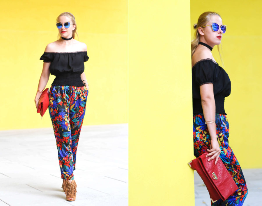 stylemon fashion blog multicolor outfit 2