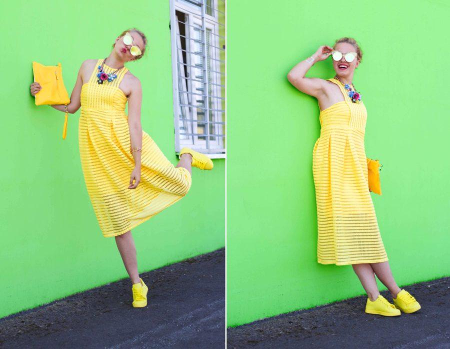stylemon fashion blog yellow dress 2